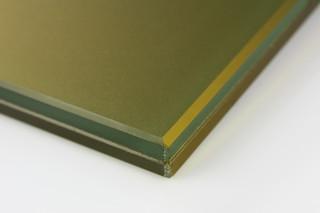 SWISSSATIN® gold metallic  by  Glas Trösch