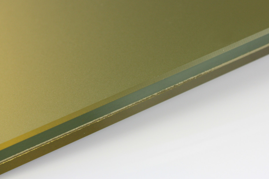 SWISSSATIN® Gold metallic