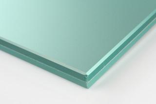 SWISSSATIN® light green metallic  by  Glas Trösch