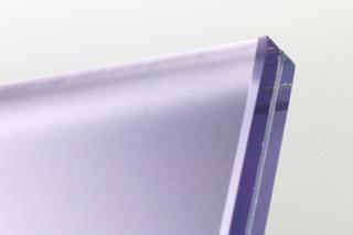 SWISSSATIN® Flieder metallic  von  Glas Trösch