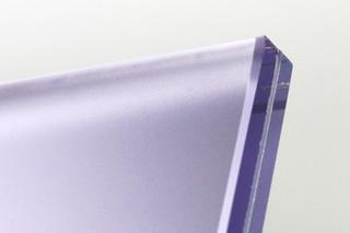 SWISSSATIN® lilac metallic  by  Glas Trösch