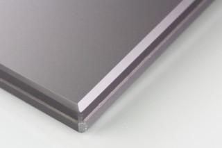 SWISSSATIN® Pastell Violett  von  Glas Trösch