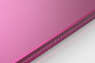 SWISSSATIN® purpur purple metallic  by  Glas Trösch
