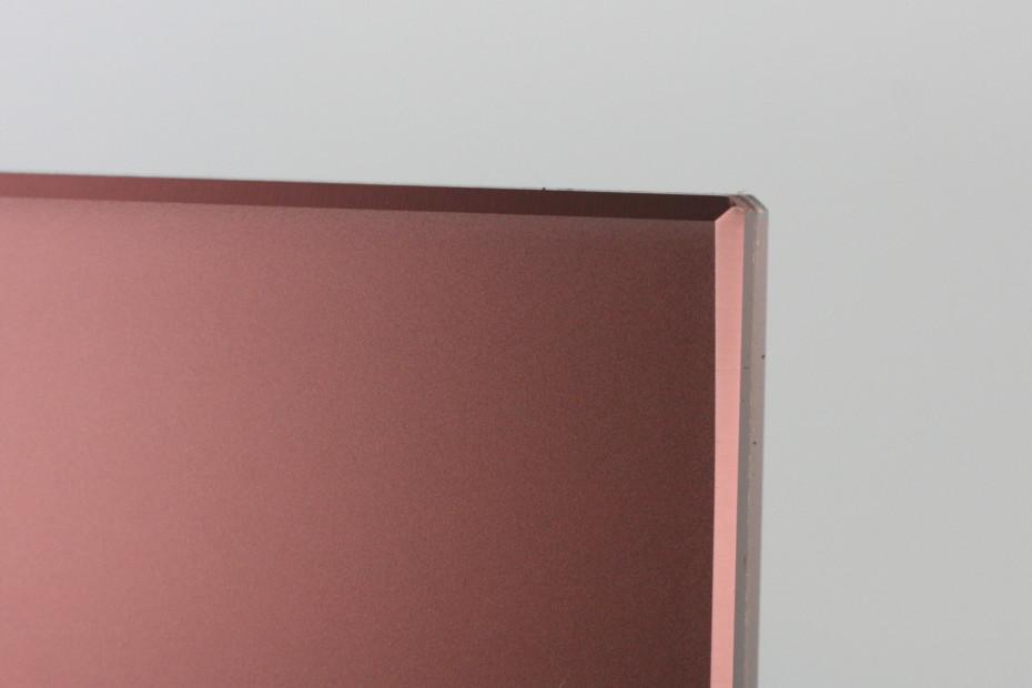 SWISSSATIN® red brown metallic