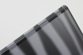 SWISSSATIN® Transluzid Contzen Zebra  von  Glas Trösch