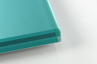 SWISSSATIN® turquoise metallic  by  Glas Trösch