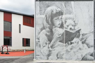 GC Art&Design Albert Edelfelt School  von  Graphic Concrete™