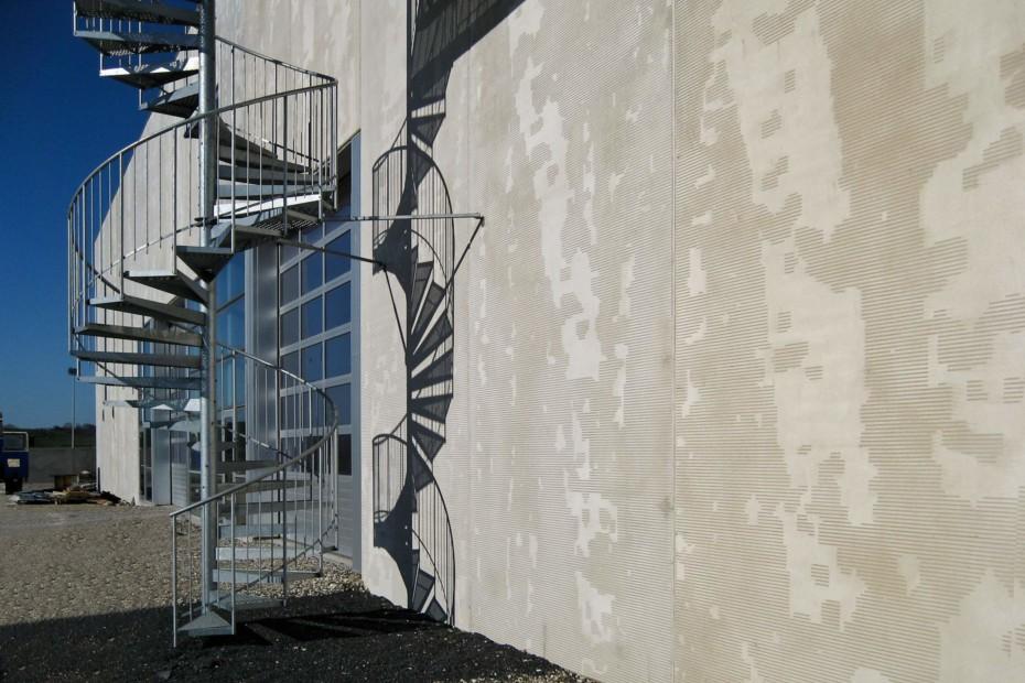 GC Pro™ Confac Factory Building