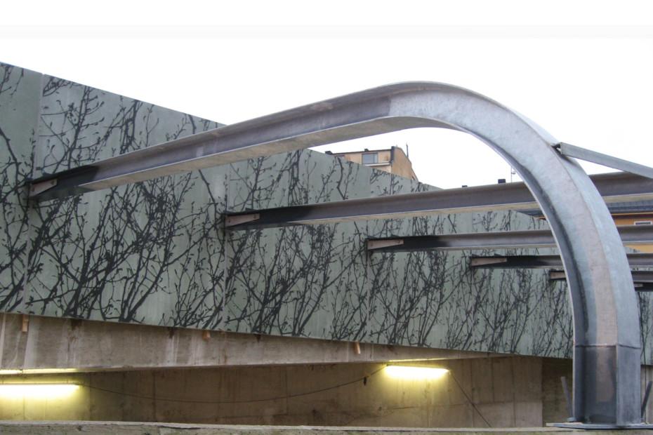 GC Pro™ Kamppi Service Tunnel