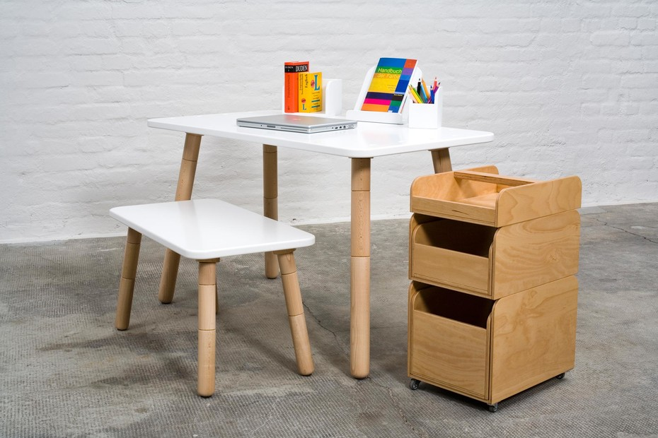 Growing Table Bench