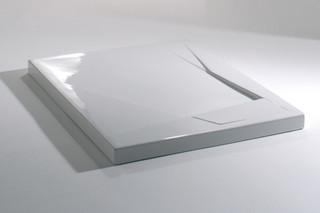 Oz shower tray  by  GSG Ceramic Design