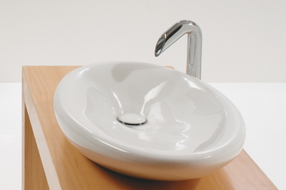 Touch washbasin 90