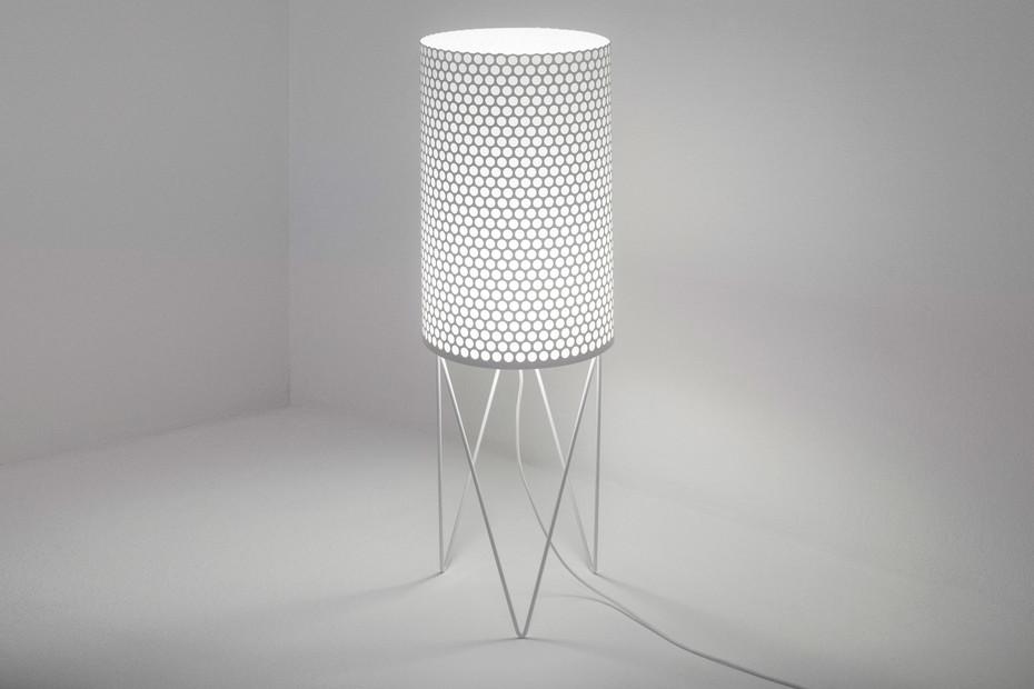 ABC floor lamp