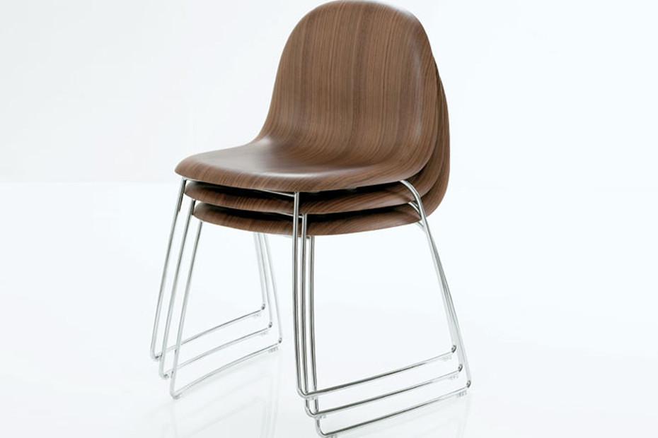 Chair I Kufenstuhl