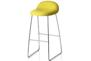 Chair I Stool sledge base  by  Gubi