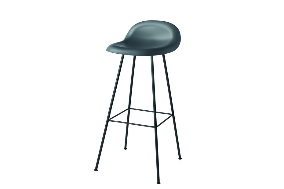 Chair I Stool with metal legs