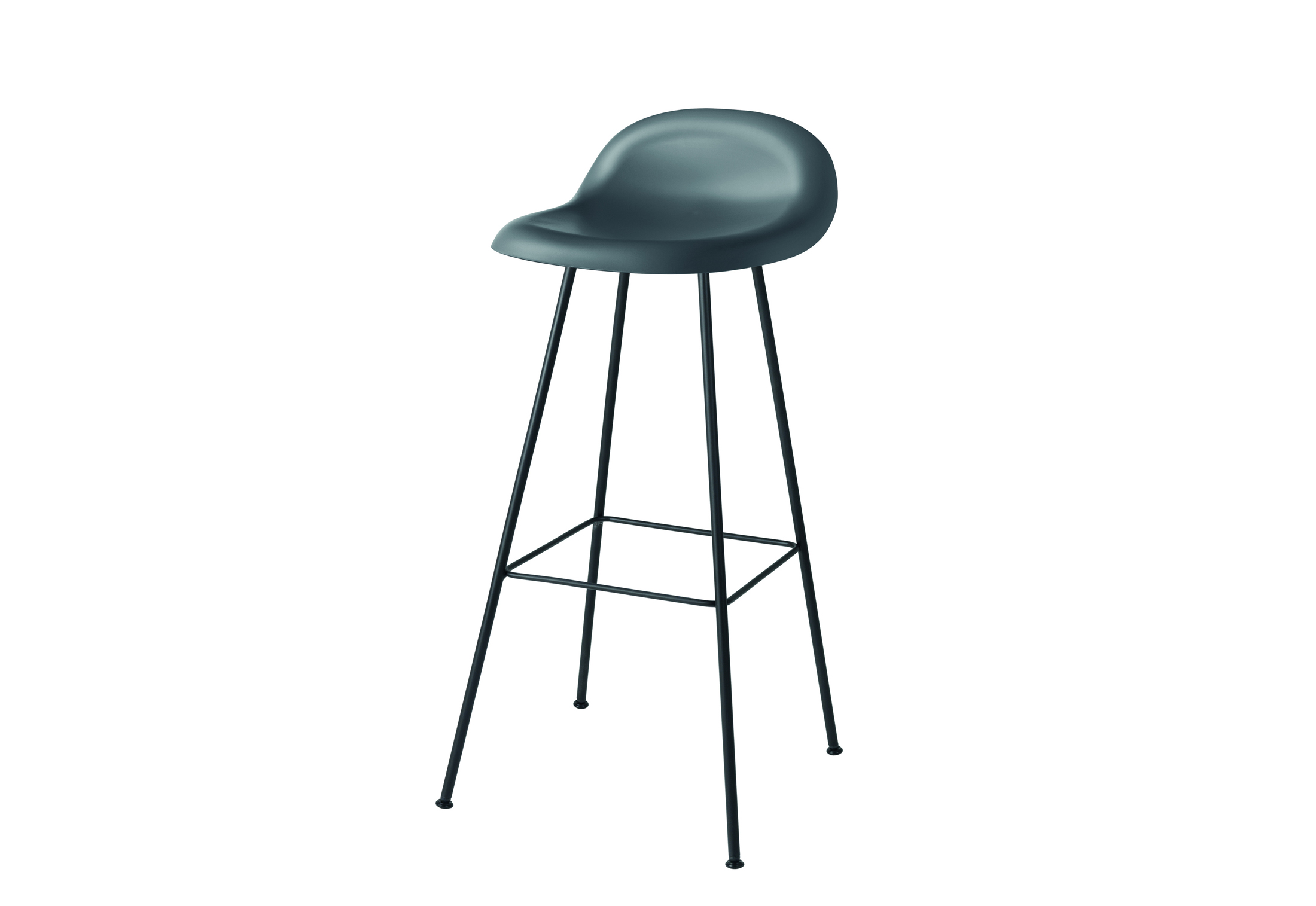Chair I Stool With Metal Legs By Gubi Stylepark