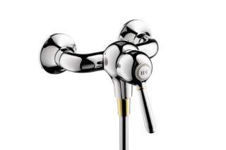 Axor Carlton Single Lever Shower Mixer for exposed fitting DN15  by  AXOR