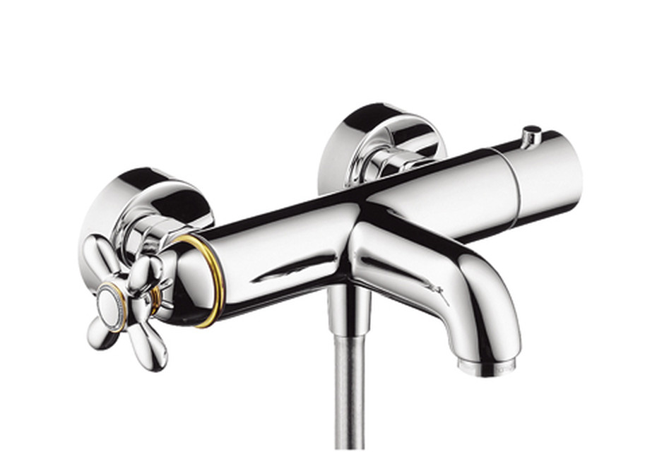 Axor Carlton Thermostatic Bath Mixer for exposed fitting DN15