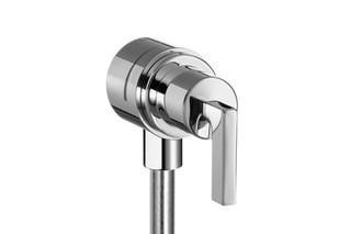 Axor Citterio Fixfit Stop Shut-Off Valve with lever handle DN15  by  AXOR