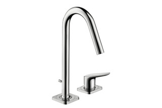 Axor Citterio M 2-Hole Basin Mixer, DN15  by  AXOR