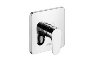 Axor Citterio M Single Lever Shower Mixer for concealed installation  by  AXOR