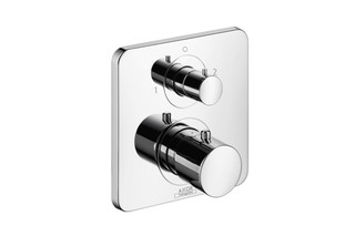 Axor Citterio M Thermostatic Mixer for concealed installation with shut-off/diverter valve  by  AXOR