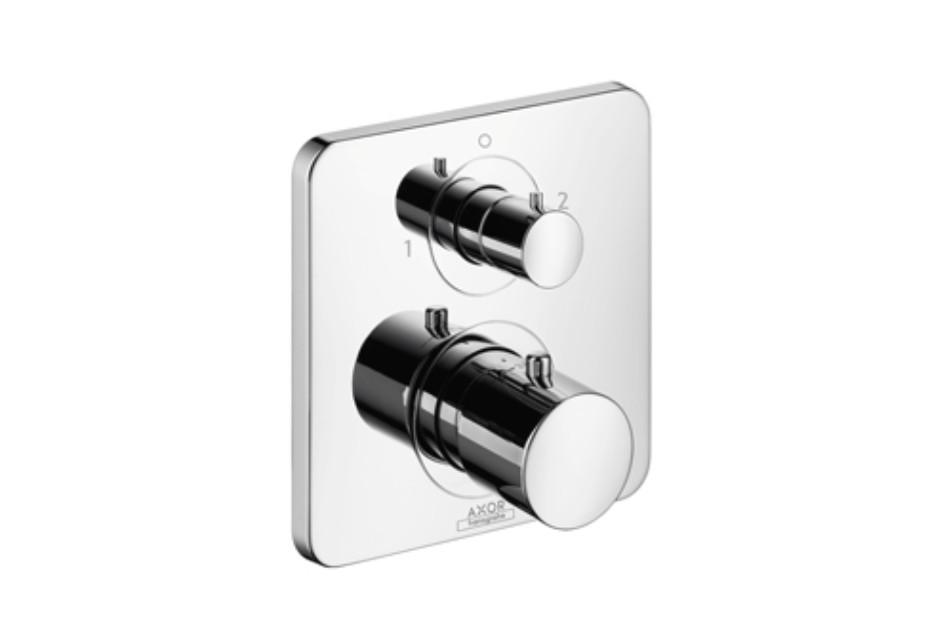 Axor Citterio M Thermostat Unterputz mit Ab/Umstellventil