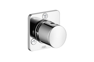 Axor Citterio M Trio/ Quattro Shut-off and Diverter Valve for concealed installation DN20  by  AXOR