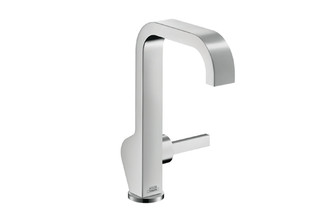 Axor Citterio Single Lever Basin Mixer with high spout without waste set DN15  by  AXOR
