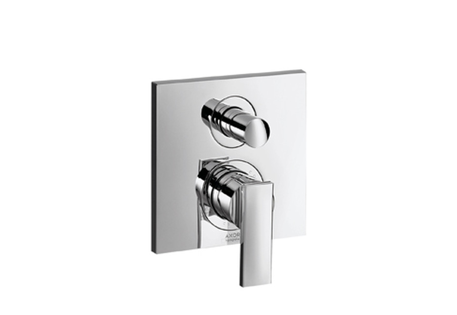Axor Citterio Single Lever Bath Mixer for concealed installation