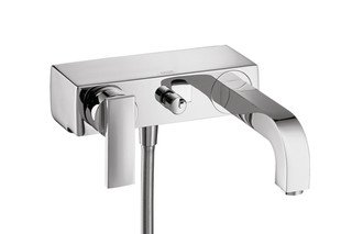 Axor Citterio Single Lever Bath Mixer for exposed fitting DN15  by  AXOR