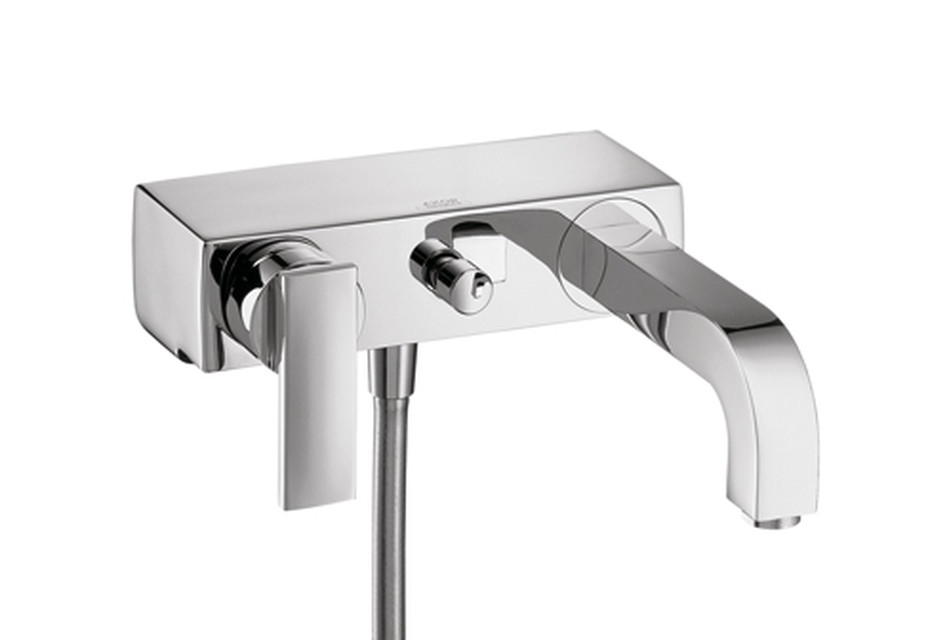 Axor Citterio Single Lever Bath Mixer for exposed fitting DN15