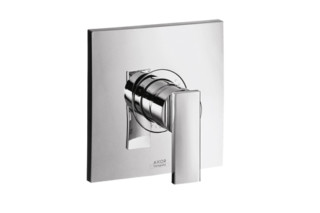 Axor Citterio Single Lever Shower Mixer for concealed installation  by  Axor