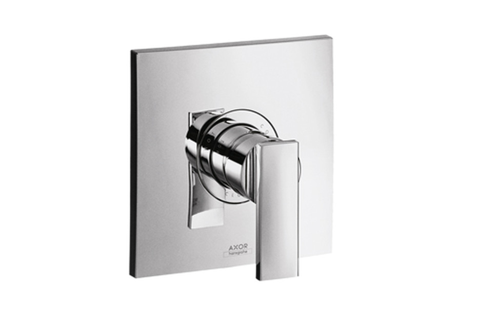 Axor Citterio Single Lever Shower Mixer for concealed installation