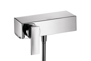 Axor Citterio Single Lever Shower Mixer for exposed fitting DN15  by  Axor