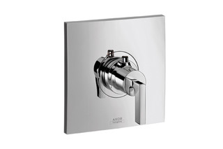 Axor Citterio Thermostatic Mixer for concealed installation with lever handle  by  AXOR