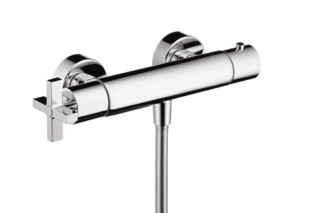 Axor Citterio Thermostatic Shower Mixer for exposed fitting DN15  by  Axor