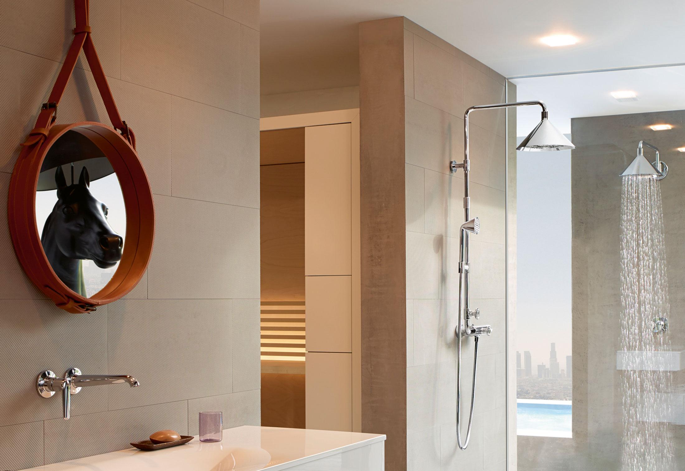 Axor Overhead Shower by Axor | STYLEPARK
