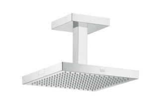 Axor ShowerCollection Overhead Shower 24 x 24 DN15 with ceiling connection  by  Axor