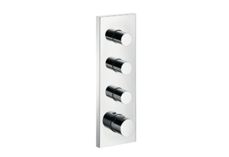 Axor ShowerCollection Fertigset Thermostatmodul 36 x 12 DN20