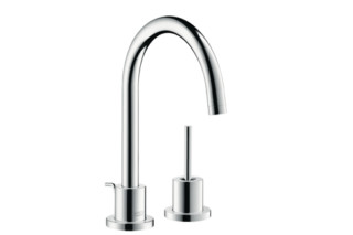 Axor Starck 2-Hole Basin Mixer, DN15  by  Axor