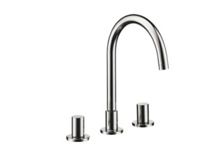 Axor Starck 3-Hole Basin Mixer DN15  by  AXOR