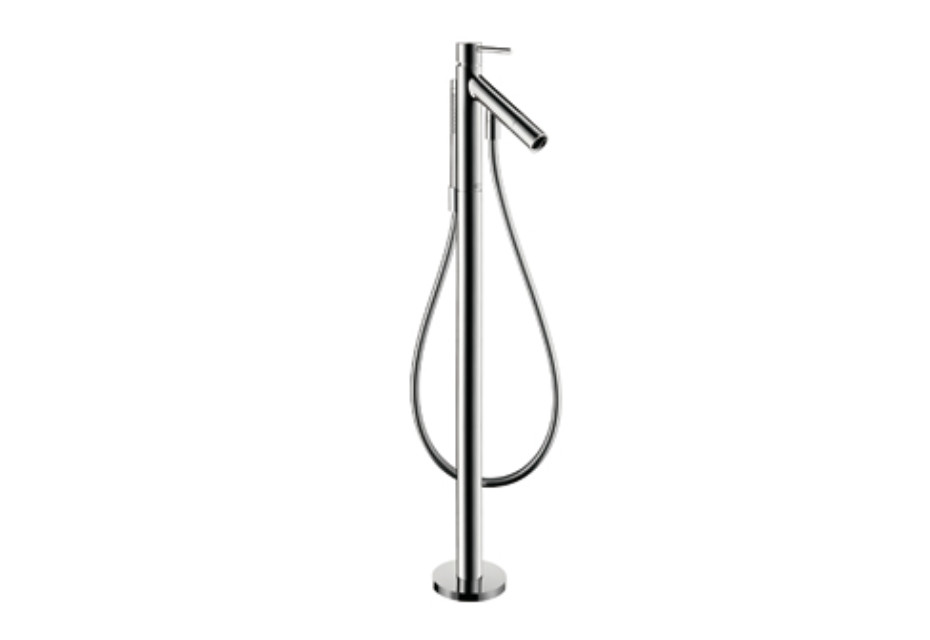 Axor Starck Free-standing Single Lever Bath Mixer DN15