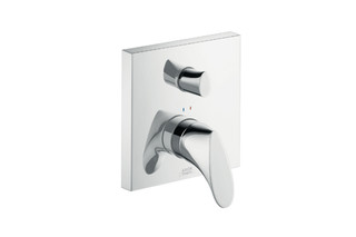 Axor Starck Organic Single Lever Bath Mixer for concealed installation  by  AXOR