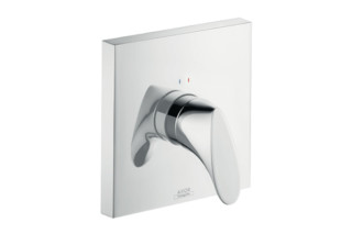 Axor Starck Organic Single Lever Shower Mixer for concealed installation  by  Axor