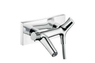 Axor Starck Organic Thermostatic Bath Mixer for exposed fitting, DN15  by  AXOR