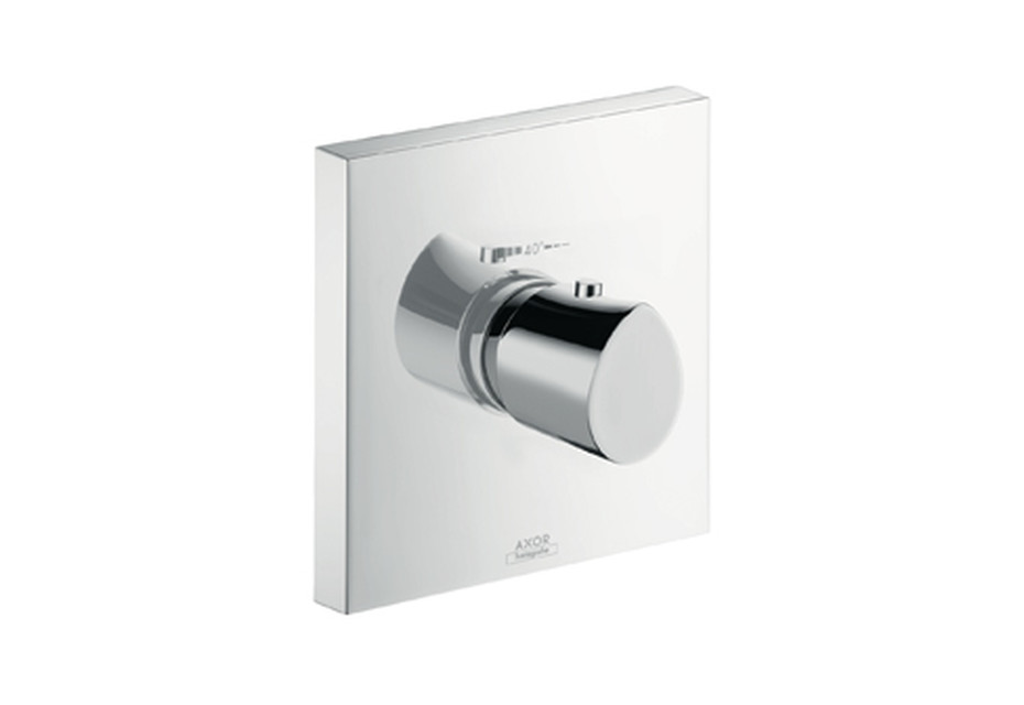 Axor Starck Organic Thermostatic Mixer for concealed installation