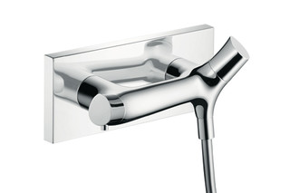 Axor Starck Organic Thermostatic Shower Mixer for exposed fitting, DN15  by  AXOR