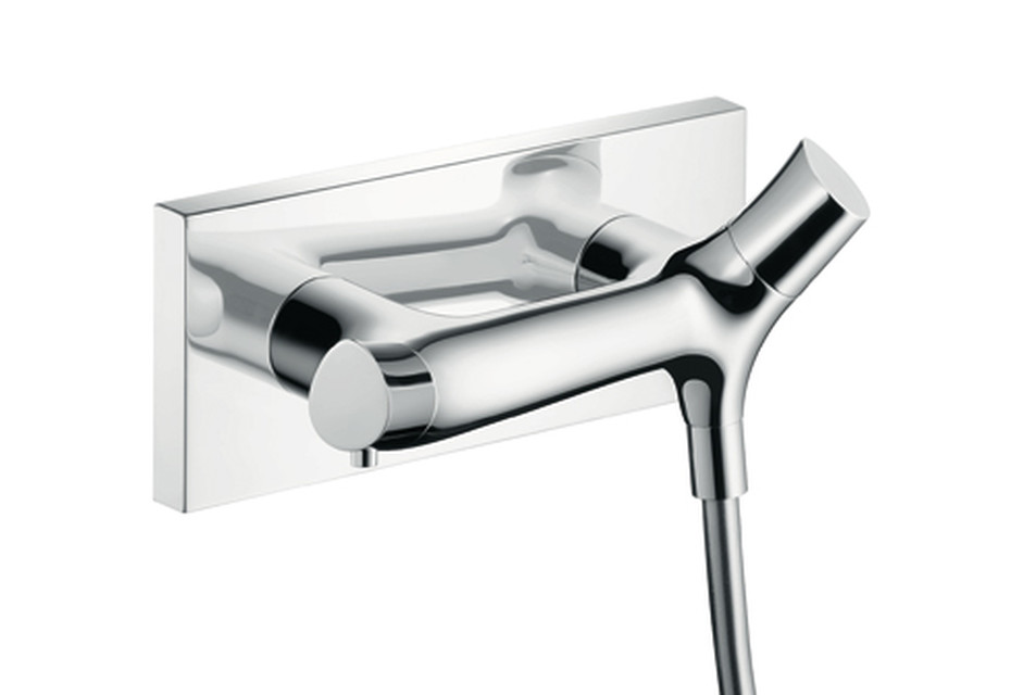 Axor Starck Organic Thermostatic Shower Mixer for exposed fitting, DN15